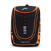 Головной теннисный рюкзак для ракетки для бадминтона  теннисный рюкзак с отдельной сумкой для обуви  для 1-2 ракеток  для взрослых мужчин  спо...