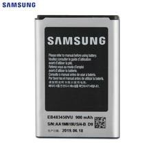 SAMSUNG Original Battery EB483450VU For Samsung C3630 C3230 C5350 C3752 GT-C3630C GT-S5350 GT-C3230 GT-C3752 GT-C3528 900mAh