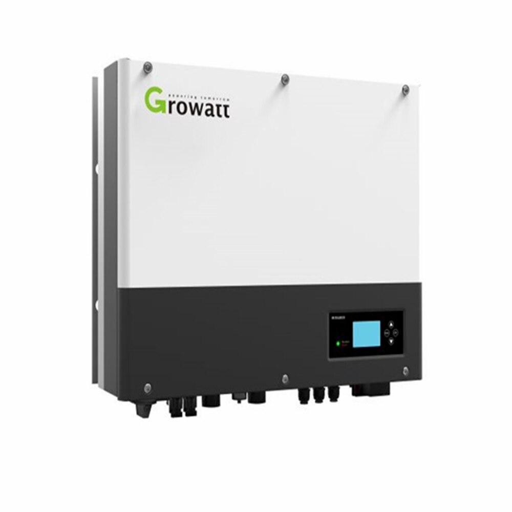 On Grid Off Grid MPPT Hybrid Solar Inverter