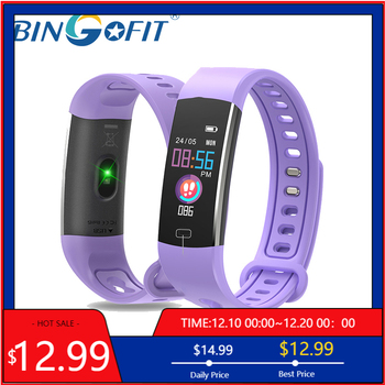 BingoFit Smart Band 803 Smart Bracelet IP67 Waterproof Smarthwatch Blood Pressure Fitness Tracker Smartband Fitness Wristbands 1