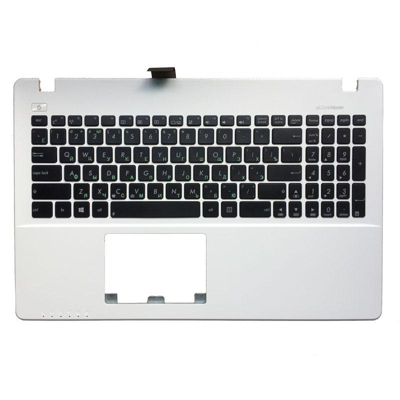 Клавиатура для ноутбука Asus X552 X552C X552MJ X552E X552EA X552EP X552L X552LA Нижняя крышка корпуса/клавиатура с подставкой