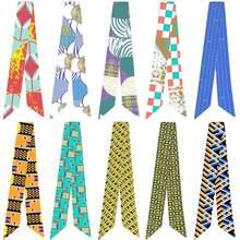 Европейский стиль геометрический принт различные ручки для сумок