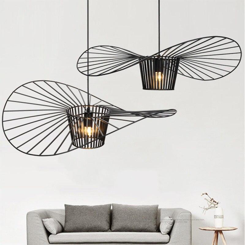 Modern Nordic Vertigo Pendant Light Lustre Suspension Vertigo Ceiling Lamp Dining Room Restaurant E27 Luminaire Vertigo Light