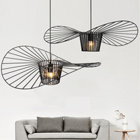 Modern Nordic Vertigo Pendant Light Lustre Suspension Vertigo Ceiling Lamp Dining Room Restaurant E27 Luminaire Vertigo Light