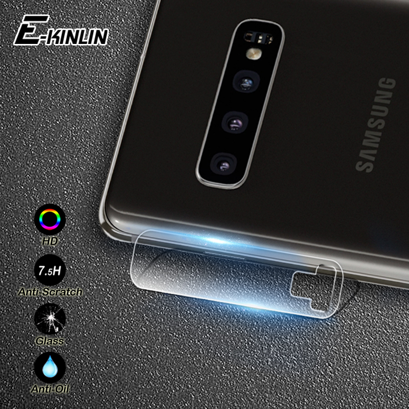 <font><b>Camera</b></font> Lens Protective Tempered <font><b>Glass</b></font> On The For <font><b>Samsung</b></font> Galaxy S10 <font><b>S9</b></font> Plus S10e Note 9 S 10 10e 5G Screen Protector Safety Film image