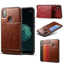 Phone Case For Xiaomi RedMi Note 9 8 Pro 9S 7 8T Note8 Note9 9Pro Pocophone F1 Flip Cover PU Leather Card Holder Case