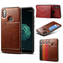 Telefoon Case Voor Xiaomi Redmi Note 9 8 Pro 9S 7 8T Note8 Note9 9Pro Pocophone F1 Flip cover Pu Lederen Kaarthouder Case