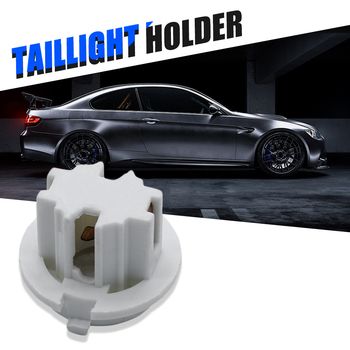 Sufficient Enduring Rear Tail Light Bulb Socket Ruggedness Lamp Holder for BMW 7 Series E65 X5 E53 E70 X3 E83 image