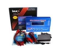 Batterie Ladegerät Lipo Balance Ladegerät iMAX B6 12V 5A Ladegerät Lipro Digitale RC Akku Balance Ladegerät 12V Power adapter