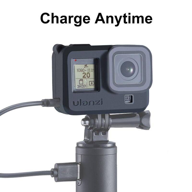 Bolsa Protectora Transporte Ulanzi G8-4 Caja de almacenamiento para cámara deportiva GoPro Hero 8