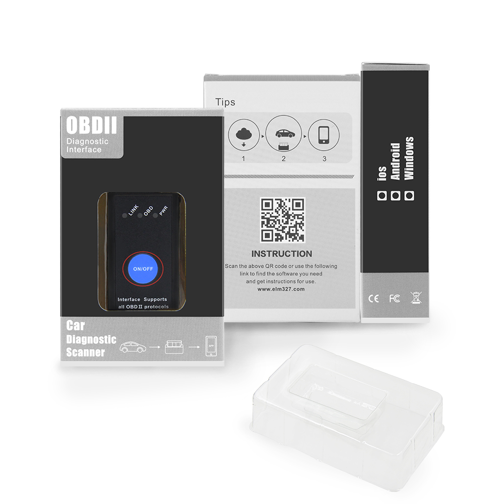 ELM 327 V1 5 PIC18F25K80 obd2 Bluetooth 2 0 4 0 Scanner ELM327 V1 5 for ELM 327 V1.5 PIC18F25K80 obd2 Bluetooth 2.0 4.0 Scanner ELM327 V1.5 for Android/IOS OBD 2 OBD2 Car Diagnostic Auto Easydiag Tool