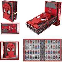Marvel Avenger Spiderman Collezioni Libro Blocchi di Costruzione Giocattoli Educativi SY1461 Compatibile con Legoinglys Regali per I Bambini