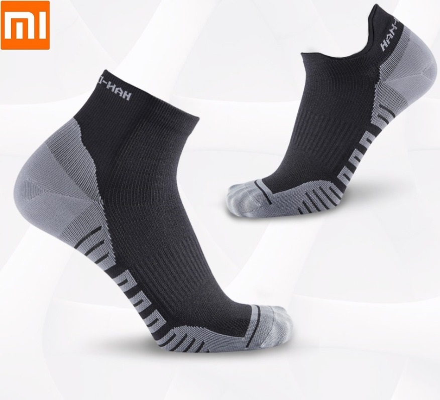 Xiaomi COOLMAX Quick-drying Sports Socks Breathable Men Women Boat Socks Short Socks Perspiration Antibacterial Comfortable