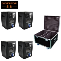Gigertop TP-T600W electronical stage 콜드 스파크 링 머신 dmx 컨트롤 무선 원격 옵션 홀드 200g 티타늄 파우더