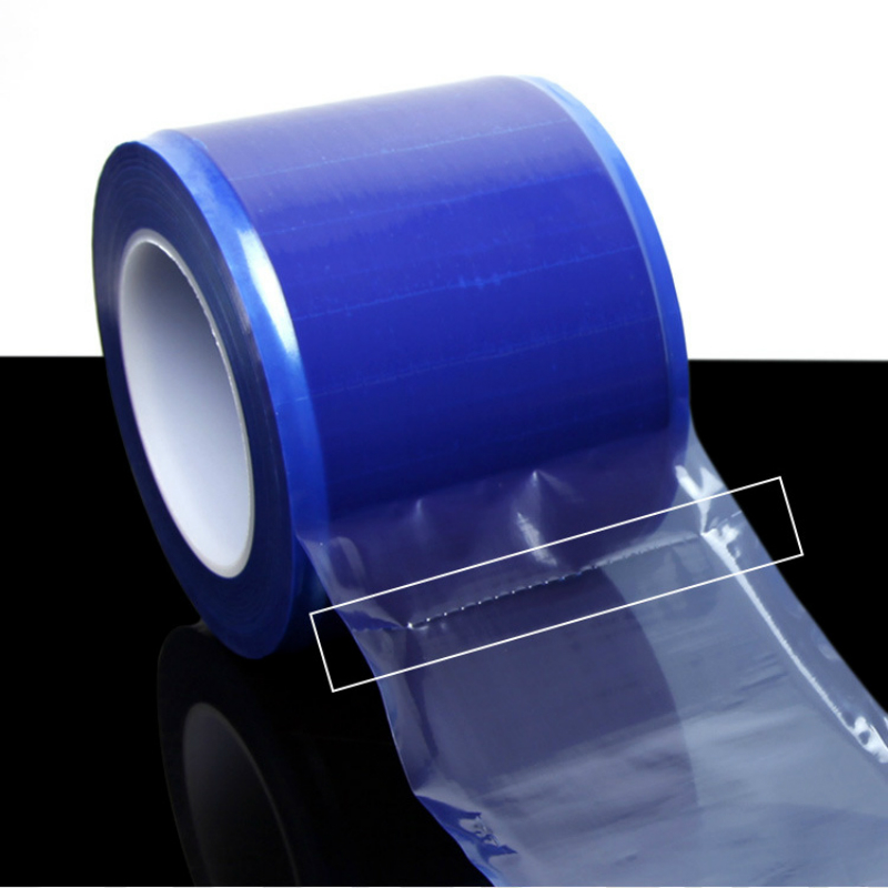 1200 Sheets Barrier Film Roll Thick Disposable Protective PE Film Barrier Tape For Against Infections Dental Tattoo Accessories