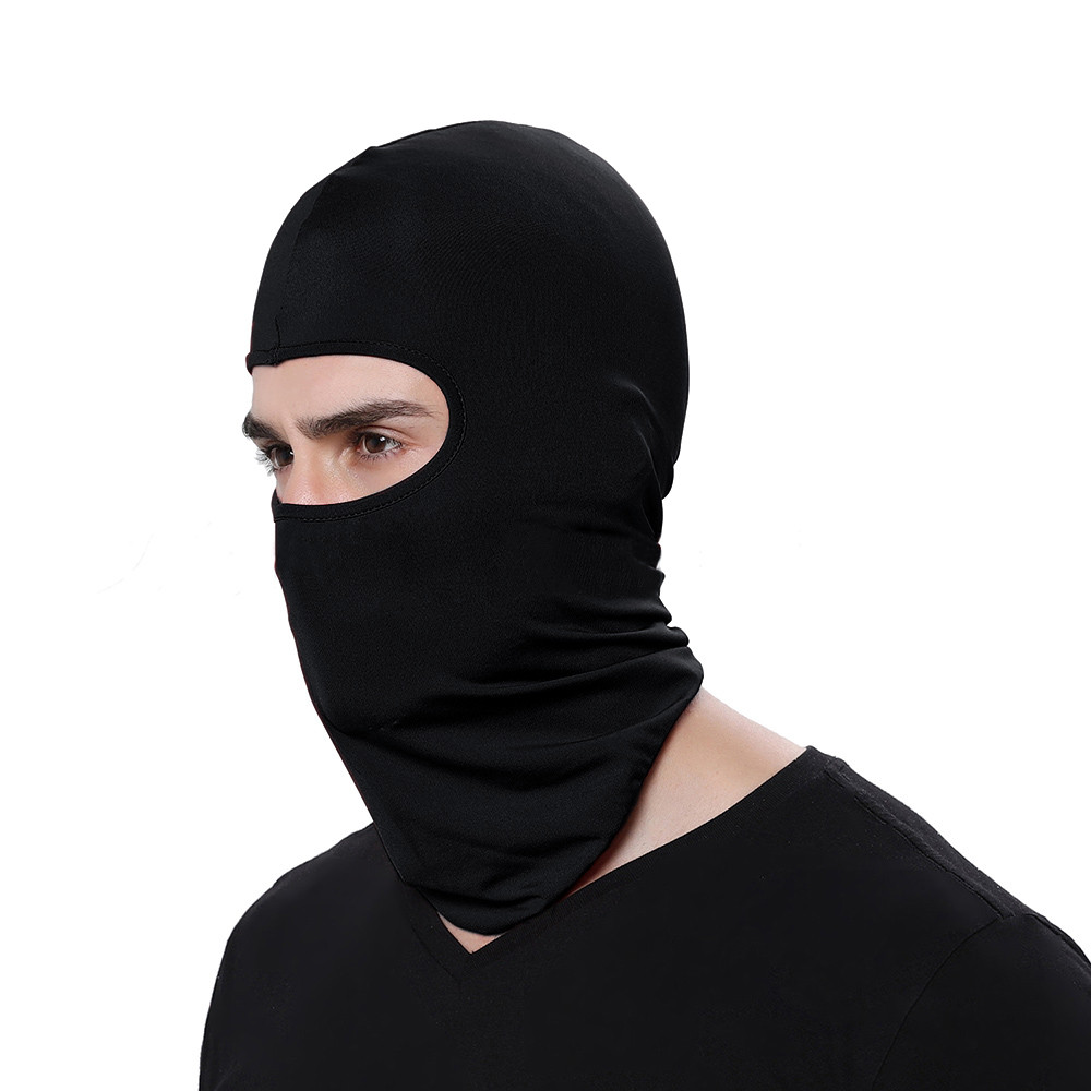 Face Shield Outdoor Ski Motorcycle Cycling Balaclava Full Face Mask Neck Ultra Thin Safety Protective Mask Sport Bicycle Mask