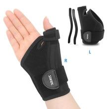 Cinturón ajustable para pulgar y muñeca, férula ortopédica de apoyo para la artritis, alivio del dolor para mano, protección para esguinces