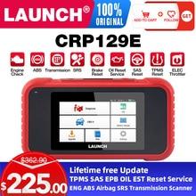 LAUNCH x431 CRP129E OBD2 Car Scanner ENG ABS SRS AT Diagnostic tool EPB Oil SAS ETS TMPS Reset functions PK crp123 CRP129x