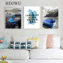 Nordic Simple Home Wall Painting Art Decoration Canvas Printing Posters Pictures for Living Room AJ00326