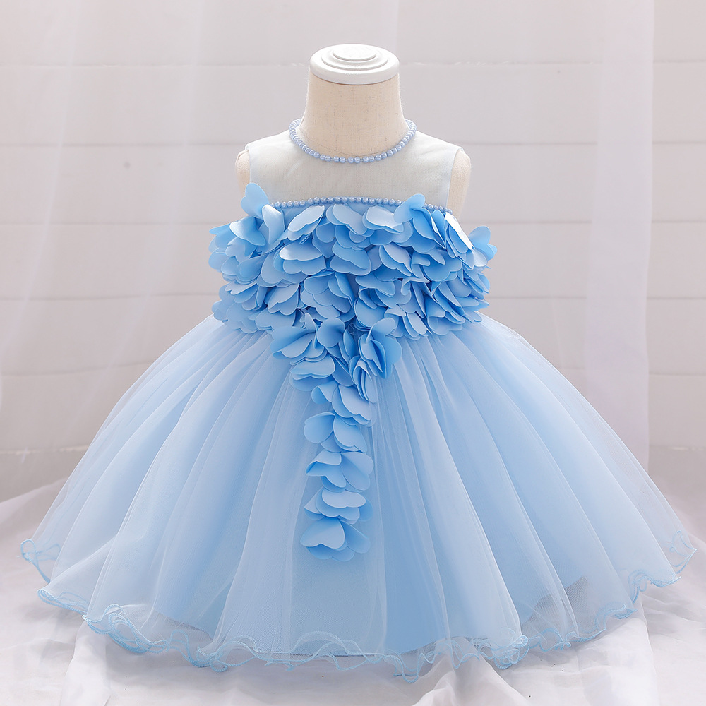 New Year Baby Girl Dress 8-8m 8 Years Baby Girls Birthday Dresses for  infant Lace Birthday Dress party princess dress