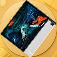 Tableta PC Android 2021/9,0 pulgadas, Triple Cámara, 6G + 10,1 GB, 4G, teléfono Dual SIM, tableta de aprendizaje para niños, PC, novedad de 128