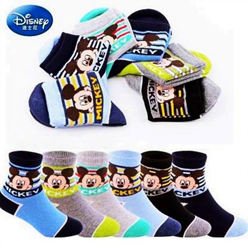 20-22 cm Disney Mickey Socks White//Blue