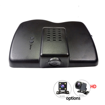 WiFi APP Manipulation Car DVR Video Recorder For Jeep cherokee 2014 2015 2016 2017 High configuration