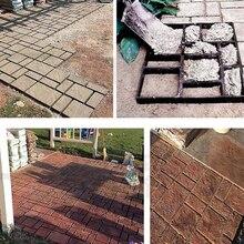 Concrete Mould Cement Patio Molds Paving Plastic Hexagon Mou