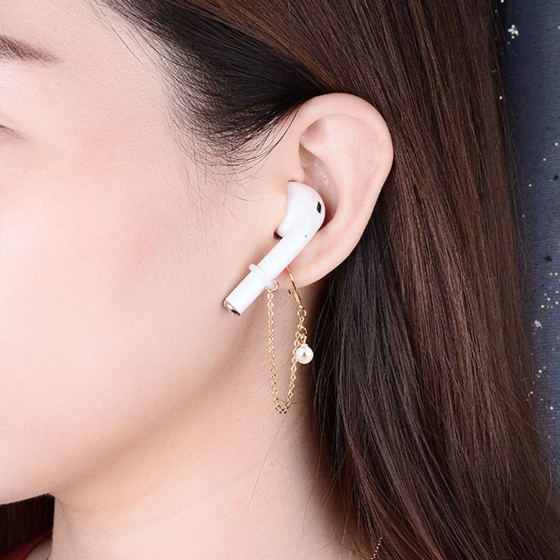Wireless Earphone Anti Lost Earrings