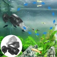 3/10/15w flow pump surf pump Ultra-quiet 220v Wave maker aquarium fish tank Oxygenated water circulating Wave water Pump super quiet aquarium oxygenated air pump for fish tortoise light grey 70cm cable