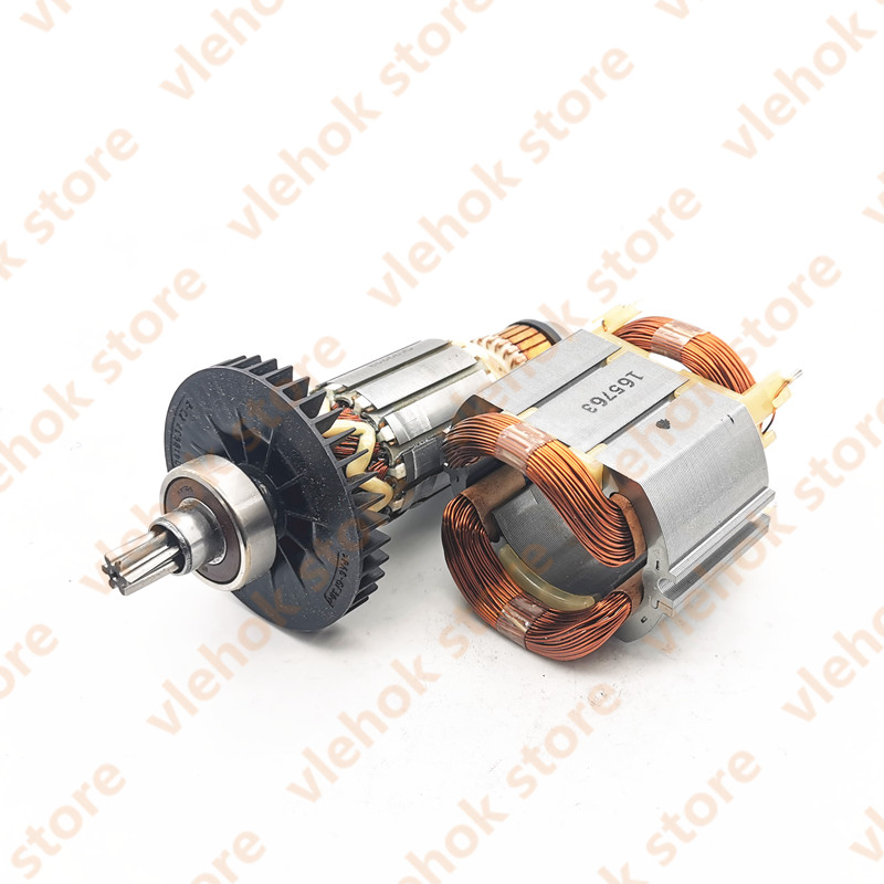 220-240V Amature Rotor Stator Field For Makita HR4002 625763-3 518669-1 Electric Hammer Power Tool Accessories Tools Part