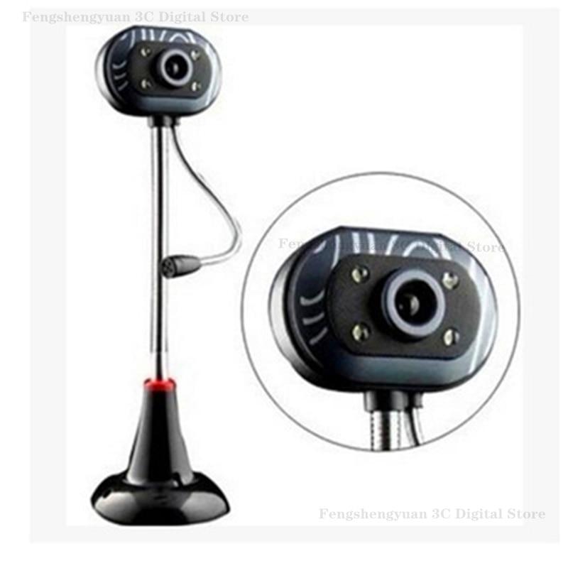 Ordinateur de bureau HD sans lecteur caméra numérique HD ordinateur portable vidéo avec microphone, cours en ligne équipement recommandé