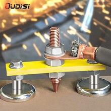 Заземляющий зажим Сварочная магнитная головка с защитой от ржавчины
