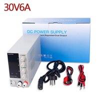 Adjustable Laboratory Power Supply NPS306W 30V6A Adjustable Source Voltage Stabilizer Bench Ssource Digital Power Switching