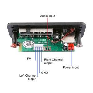 Image 3 - AIYIMA 12 в MP3 Bluetooth декодер плата цветной дисплей WMA WAV FLAC APE декодирование USB TF FM своими руками