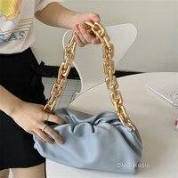 Khaki shoulder bag