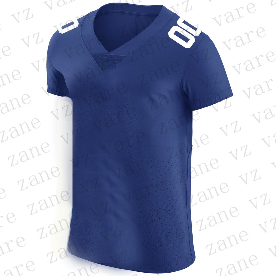 Customize New Youth Sports American Football Jerseys Saquon Barkley Daniel Jones Sterling Shepard Cheap Jersey