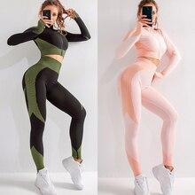 Yoga Set 3 Pieces Set Women Yoga Bras Yoga Tops Yoga Pants Running Sets Gym Seamless Sport Set Women Sportswear Sport Suit Women 2016 3 pieces women fitness yoga set jacket