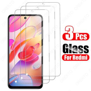3 sztuk szkło hartowane dla Xiaomi Redmi uwaga 10 9 8 Pro 7 5 6 K20 Pro 8T ochraniacz ekranu dla Xiaomi Redmi 8A 8 7 7A 9 9A szkło tanie i dobre opinie OREKTO Przezroczysty TEMPERED GLASS CN (pochodzenie) Folia na przód Redmi Note 5(Pro) For Redmi Note 6 For Redmi Note 6 Pro