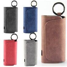 กระเป๋าสตางค์สำหรับIqos3.0 Duoกรณีผู้ถือกระเป๋าสำหรับIqos 3อุปกรณ์เสริม