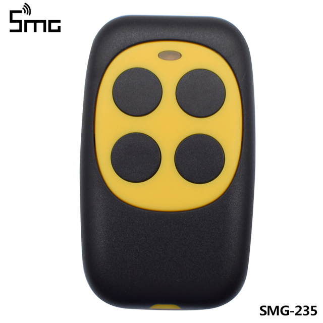 Cloning Duplicator Key Fob Remote Control 433MHZ Clone Fixed Learning Code For Gate Garage Door 2020 New|Door Remote Control|   -