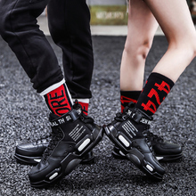 Leader Show Couple Sport Shoes Comfortable Brand Rubber Snea