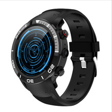 цена на Aenload H8 Fashion 4G GPS Smart Watch IP68 waterproof Android 7.1 support Nano SIM 16GB/ROM Smartwatch Heart Rate Monitor PK L8