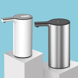 Image 2 - New Automatic Electric Water Dispenser Pump for Home Office Outdoor Smart Drinking Water Bottle Pump 1500mAh USB Charging