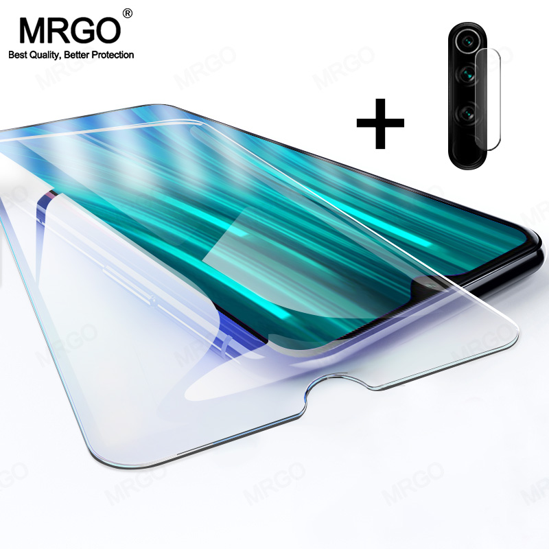 Tempered Glass for Redmi Note 8 Pro 7 Glass Redmi 7A 8A Screen Protector Protective Lens Glass for Xiaomi Redmi Note 7 Pro 8 8T(China)