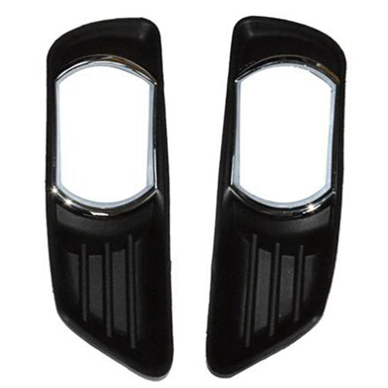 1Pair Car Front Bumper Fog Light Covers Lower Fog Light Trim Bezel Cover For Toyota Camry XV40 2007 2008 2009 Fog Light Cover
