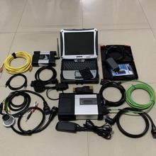 Ноутбук CF19 pc CF-19 i5 8G ram диагностический инструмент mb star c5 для bmw icom next wifi VAS5054a новейшее программное обеспечение 3 в 1 ТБ SSD установлен