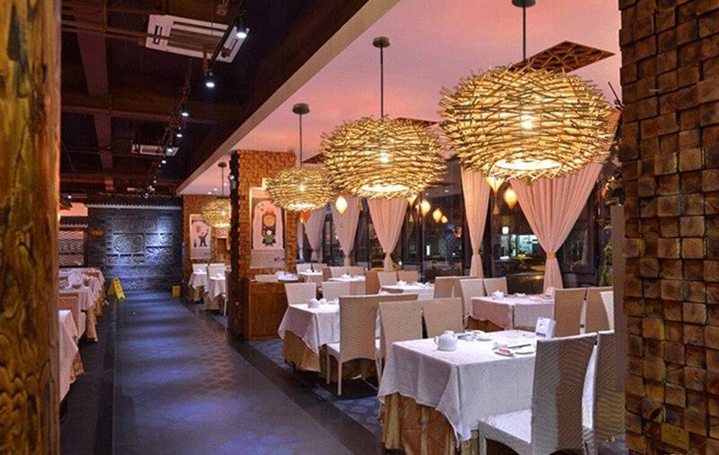 de Jantar Café Bar Nordic lustre Moderno Pendurado Suspensão