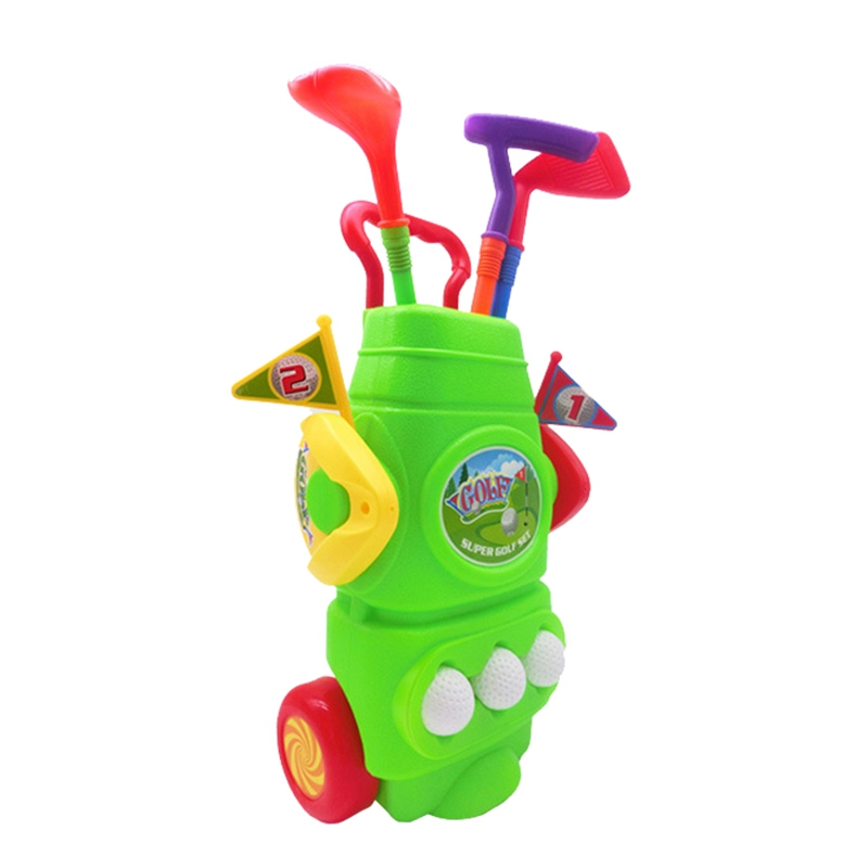 Golf Club Set Children'S Day Toys Indoor And Outdoor Portable Toys