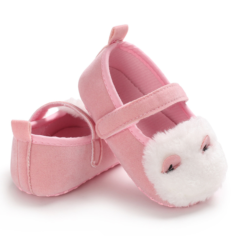Shoes Newborn First-Walkers Soft-Sole Animal Toddler Cotton-Fabric Girl Baby Princess